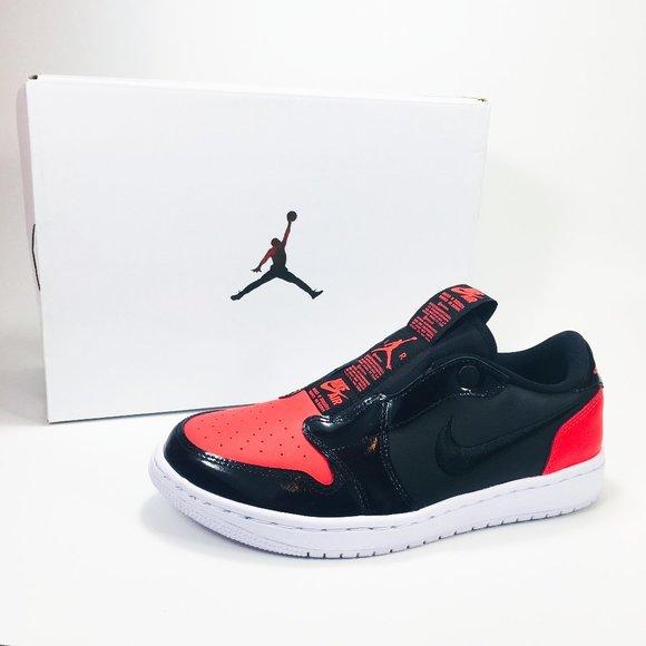 Nike Air Jordan 1 Low Slip Sneaker Shoes Women NEW